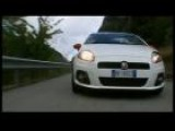 2012 Fiat Abarth Grande Punto Driving Footage