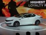 2012 KIA Optima Limited Debuts At The 2012 Chicago Auto Show