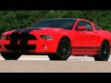 2013 Ford Shelby Mustang GT500 At Road Atlanta