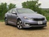 2013 KIA Optima Hybrid Review