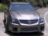 2012 Cadillac CTS-V Drive & Review