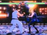 Virtua Fighter 5 Final Showdown - Akira Vs Sarah - E3 2012