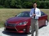 2013 Lexus ES 300h Instant Impression