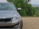 2012 KIA Optima SX Turbo 0-60 MPH Test