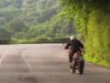 2012 Husqvarna Nuda 900R Riding Scenes