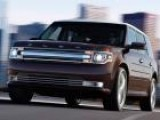 2013 Ford Flex Crossover SUV Drive And Review