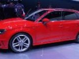 2014 Audi A3 Sportback First Look At Paris Auto Show