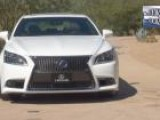 2013 Lexus LS Sedan Review
