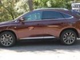 2013 Lexus RX 350 FSport Review