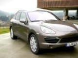 2012 Porsche Cayenne S Diesel Footage