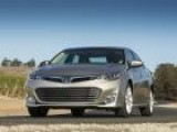2013 Toyota Avalon V6 First Drive Review