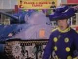 Tank! Tank! Tank! Salesman Trailer
