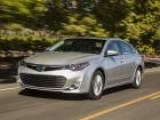 2013 Toyota Avalon Hybrid First Drive Review