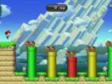 New Super Mario Bros. U Challenge Walkthrough - The Goombrat Stomp