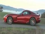 2013 SRT Viper Outdoor Footage