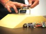How To Do Fingerboarding Basic Grinds