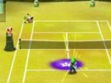 Mario Tennis Open Singles Match Vs. Bowser Jr