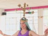 How To Belly Dance With A Candelabra
