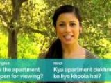 5 Hindi Phrases To Know When Renting An Apartment