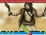 How To Draw Milla Jovovich From Resident Evil
