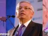 David Stern Stepping Down As NBA Commissioner In 2014