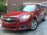 2013 Chevy Malibu Eco Car Review