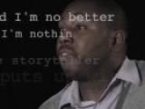 R. Kayeen Thomas Performs A Rap Song From The Novel Antebellum