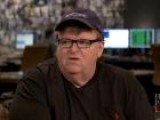 Michael Moore: Get Used To Phrase President Romney