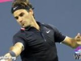 Roger Federer Charges Toward Another U.S. Open Title