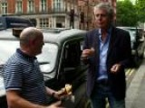 A Cabbie Tells Tony How To Earn Your London Taxi License