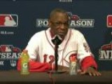NL Playoffs Game 3 Giants And Reds Postgame Comments