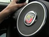 2012 Fiat 500 Abarth Speedy Technology Demo