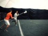 Alley Defense Lacrosse Drills