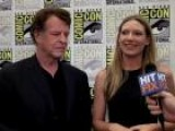 Anna Torv And John Noble Talk About Fringe