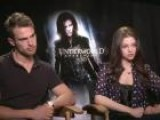 An Interview With Actors Of Underworld: Awakening