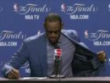 And Gave LeBron James Struggles To Recall Basket He Made Durant 5th Foul