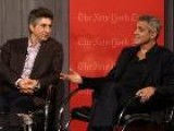 Alexander Payne Talks About Working With Clooney