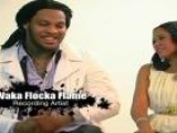 Angela Yee Interviews Waka Flocka