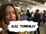 Alice Temperley Gives Her Confashion To The Fashion Priest