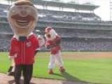 A Brutal Presidential Race On The Baseball Field