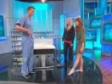 Anna Trebunskaya&#39 S Ankle Sprain Therapy