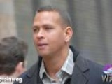 Alex Rodriguez Hits On Female Fans During ALCS Game Against Tigers