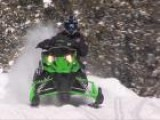 Arctic Cat Sled Launch Event