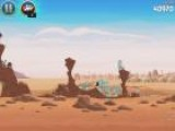 Angry Birds Star Wars: Tatooine Level 14