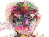 Artist Creates Humanoid Heads From Discarded Dolls