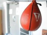 Boxing Training With The Cross