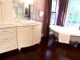 Big Shiny Bathroom Makeover
