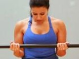 Bicep Workout For Women: Barbell Curls