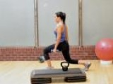 Bikini Workout For Women: Walking Lunges