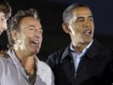 Bruce & Obama! Why Springsteen Stumps For O